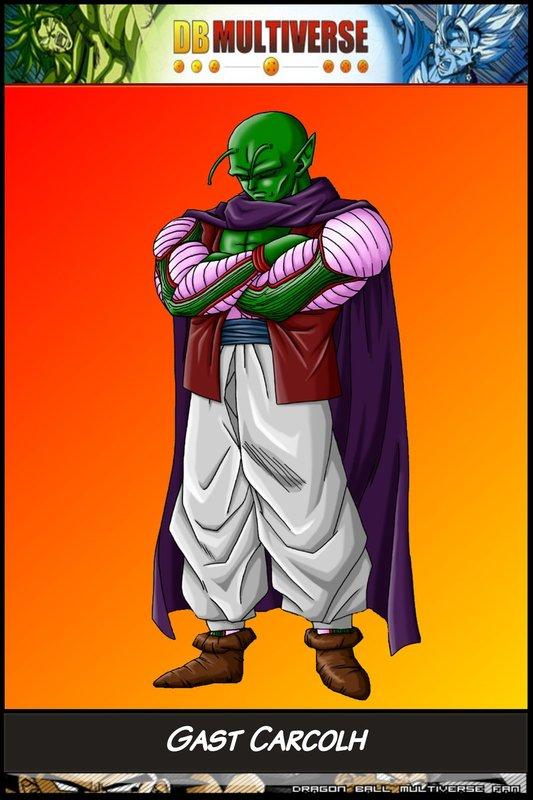 Gast Carcolh (Universe 7) | Dragon Ball Multiverse Wiki ...  |Dragon Ball Multiverse Gast
