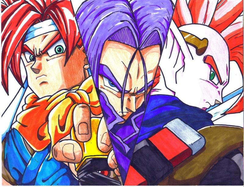 Bonus Your Fan Art Dragon Ball Multiverse