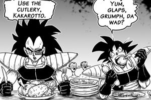 Dragon Ball Super Manga Chapter 27